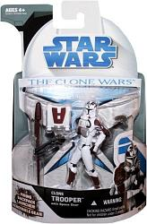 Space Trooper with Space Gear - Star Wars The Clone Wars von Has