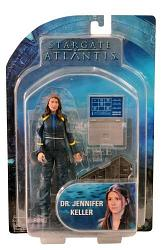 Stargate Atlantis Series 3 Action Figure: Dr. Jennifer Keller
