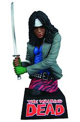 The Walking Dead Spardose Michonne 20 cm