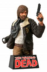 The Walking Dead: Rick Grimes Bust Bank