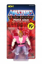 MOTU: Vintage Wave 3: Prince Adam Action Figure