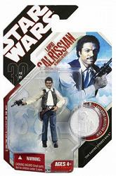 30th Wave 6 - Lando Calrissian in Smuggler Outfit
