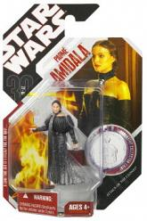 30th Wave 9 - Padme with Black Leather Outfit