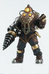 Bioshock 2: Subject Delta & Little Sister 1:6 Scale Figure