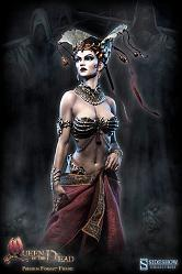 COURT OF THE DEAD - Queen of the Dead Premium Format Statue