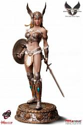 Tariah Silver Valkyrie 1:6 Scale Statue