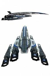 Mass Effect: SSV Normandy Mini Replica