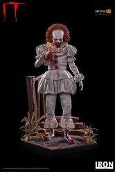 IT: Pennywise - 1:10 Deluxe Art Scale Statue