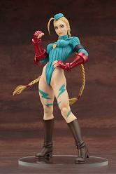 Street Fighter: Cammy Alpha Costume - Bishoujo PVC Statue