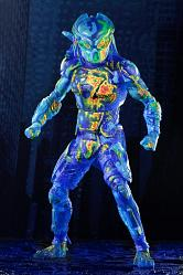 Predator 2018: Thermal Vision Fugitive Predator - 7 inch Action