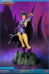 Masters of the Universe: Evil Lyn 1:4 Scale Statue