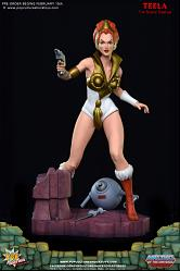 Masters of the Universe: Teela 1:4 Statue