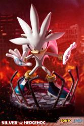 Sonic the Hedgehog: Silver Statue