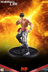 Tekken 6: Marshall Law 1:4 Scale Statue