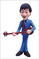 THE BEATLES SATURDAY MORNING CARTOON - PAUL McCARTNEY