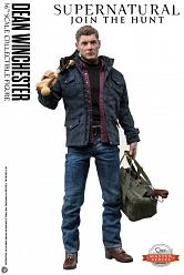 Supernatural: Dean Winchester 1:6 Scale Figure
