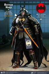 DC Comics: Batman Ninja Movie - Deluxe War Batman 1:6 Scale Figu