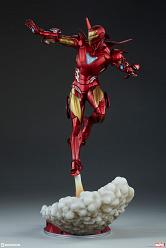 Marvel: Iron Man Extremis - Extremis Mark 2 - 1:5 Scale Statue