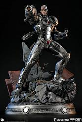 DC Comics: Justice League New 52 - Cyborg Statue