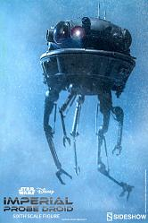 Star Wars: Imperial Probe Droid Sixth Scale Figure