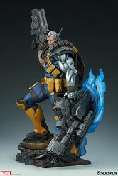 Marvel: X-Men - Cable Premium Statue
