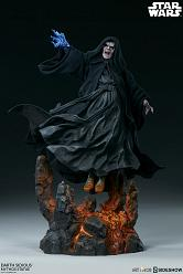 Star Wars: Darth Sidious Mythos Statue