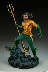DC Comics: Aquaman Movie - Aquaman Premium Statue