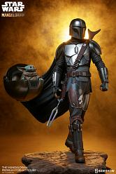 Star Wars: The Mandalorian Premium 1:4 Scale Statue