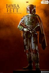 Star Wars: Boba Fett Legendary Scale Statue
