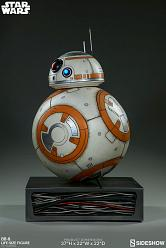 Star Wars: The Force Awakens - BB-8 Life Sized Figure