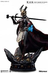 Court of the Dead: Kier - First Sword of Death 1:6 Scale Figure