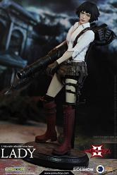 Devil May Cry 3: Lady 1:6 Scale Figure
