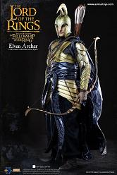 Lord of the Rings: Elven Archer 1:6 Scale Figure