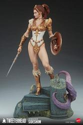 Masters of the Universe: Teela Legends 1:5 Scale Maquette