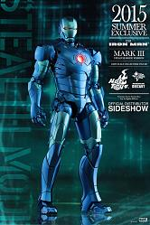 Iron Man: Mark III Stealth Mode Version Sixth Scale Figure 2015