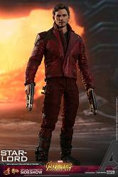 Marvel: Avengers Infinity War - Star-Lord 1:6 Scale Figure