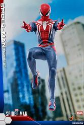 Marvel: Video Game - Spider-Man Advanced Suit 1:6 Scale Figure