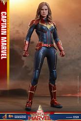 Marvel: Captain Marvel 1:6 Scale Figure