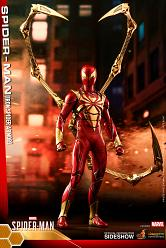 Marvel: Spider-Man Game - Iron Spider Armor 1:6 Scale Figure