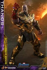 Marvel: Avengers Endgame - Battle Damaged Thanos 1:6 Scale Figur