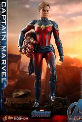 Marvel: Avengers Endgame - Captain Marvel 1:6 Scale Figure