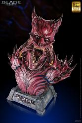 Blade Trinity: Drake 1:1 Bust - Elite Creature Collectibles