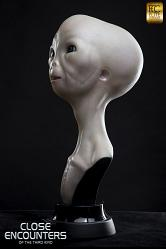 Close Encounters of the Third Kind: Alien Visitor 1:1 Scale Bust