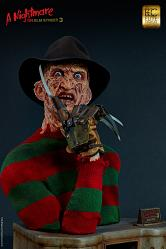 A Nightmare on Elm Street 3: Freddy 1:1 scale Bust