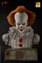 IT: Pennywise 1:1 Scale Bust