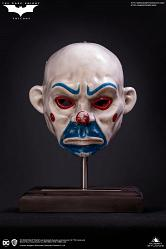 DC Comics: The Dark Knight - Joker Clown Mask 1:1 Scale Prop Rep