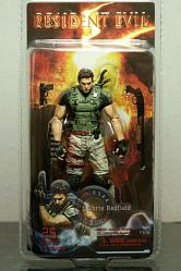 Resident Evil 5 Series 1 Chris Redfield Action Figure