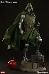 Dr. Doom Premium FormatFigure by Sideshow Collectibles