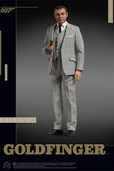 James Bond Goldfinger Collector Figure Series Actionfigur 1/6 Ja