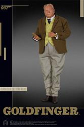James Bond Goldfinger Collector Figure Series Actionfigur 1/6 Au